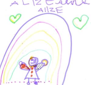 dessin alizé