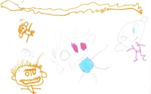 dessin sophie 3